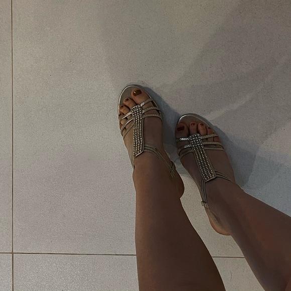 Talons hauts de bal / prom heels shoes